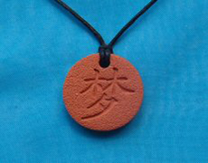Terra Cotta Pendants